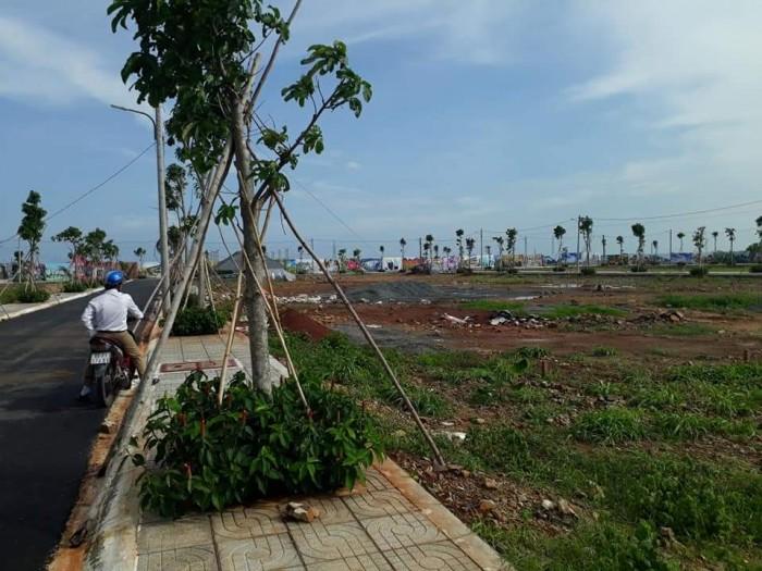 Bán đất QL 44A mặt tiền biển Long Hải