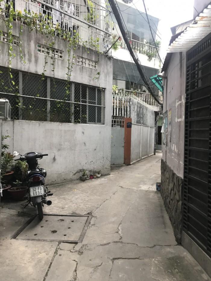 Nhà xinh giá cũng xinh, Nguyễn Văn Nghi, 25m2, 2 tầng