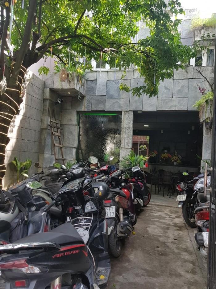 Bán quán CAFE vườn rất đẹp đường Nguyễn Huy Tưởng, gần bến xe.