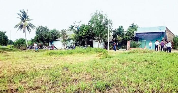 Bán đất thổ cư mặt tiền đường Nguyễn Thị Nê, Củ Chi, diện tích 879m2