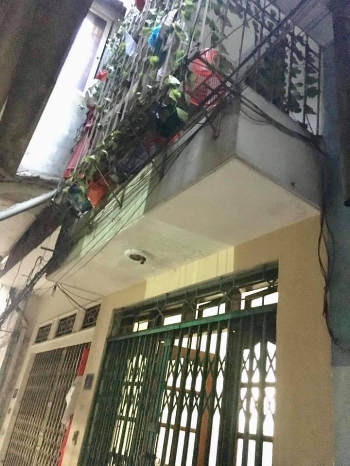 Chính chủ bán nhà nhỏ xinh phố Kim Ngưu, Hai Bà Trưng, 31m2, 3.5tầng