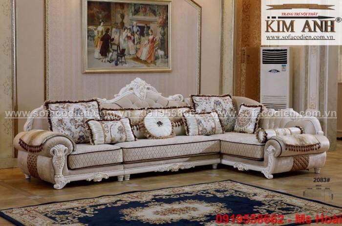 [10] Những mẫu sofa cổ điển góc L đẹp, rẻ tại Cần thơ, An Giang