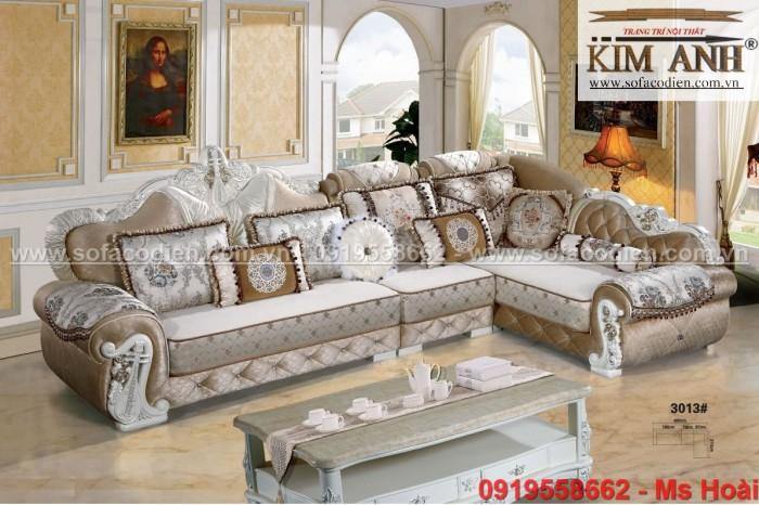 [12] Những mẫu sofa cổ điển góc L đẹp, rẻ tại Cần thơ, An Giang
