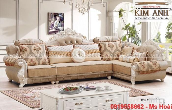 [13] Những mẫu sofa cổ điển góc L đẹp, rẻ tại Cần thơ, An Giang