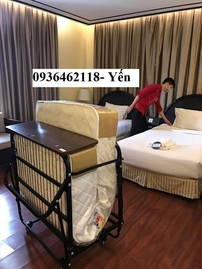 Giường Phụ Khách Sạn, Giường Extrabed Khách Sạn Giá Rẻ5