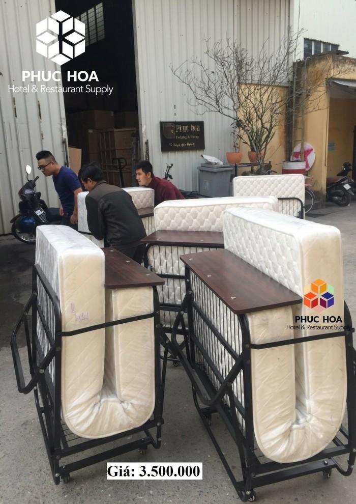 Giường Phụ Khách Sạn, Giường Extrabed Khách Sạn Giá Rẻ4