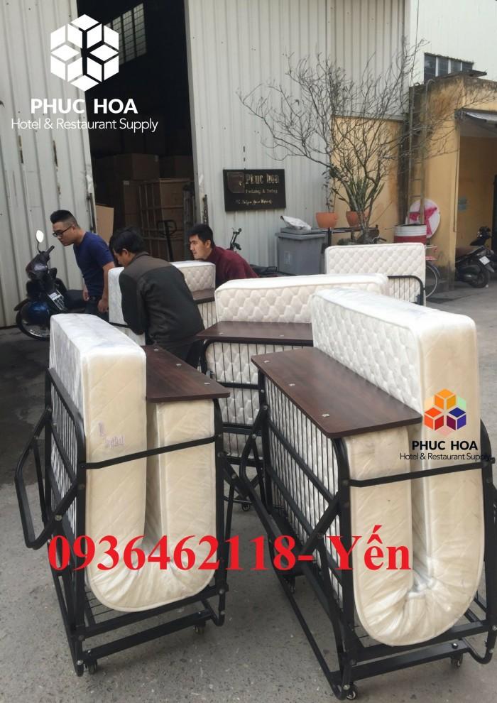Giường Phụ Khách Sạn, Giường Extrabed Khách Sạn Giá Rẻ2