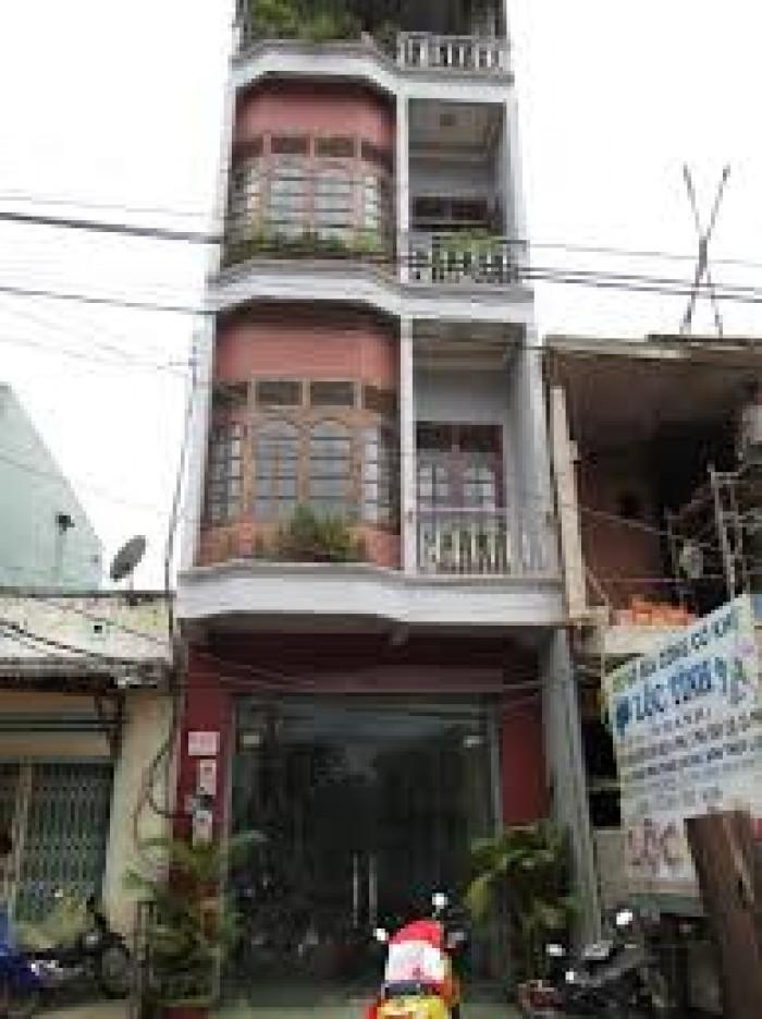 Chính chủ bán nhà Huỳnh Văn Bánh, 6x18m, nở hậu 12,5m