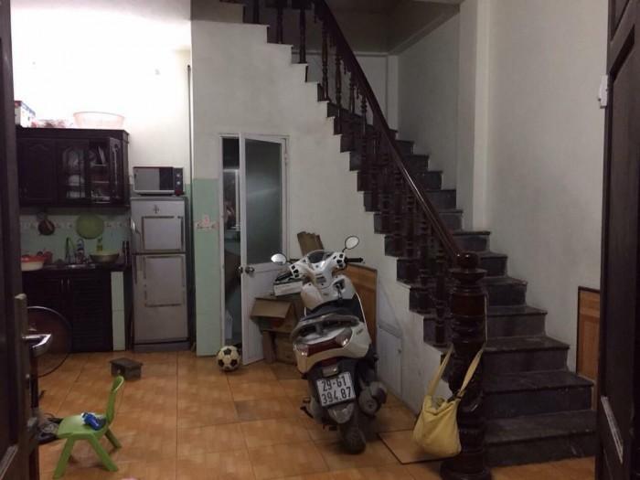 Chính chủ bán nhà riêng Bùi XươngTrạch DT 30m2,5 tàng,MT 5m