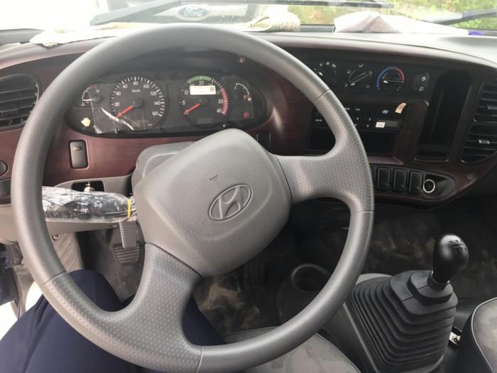Cần bán xe Hyundai New Mighty xe chassi nhập 3 cục giá ưu đãi