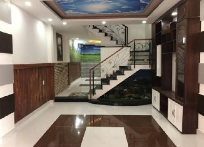Bán nhà mặt tiền đường Nguyễn Phúc Chu, phường 15, Tân Bình
