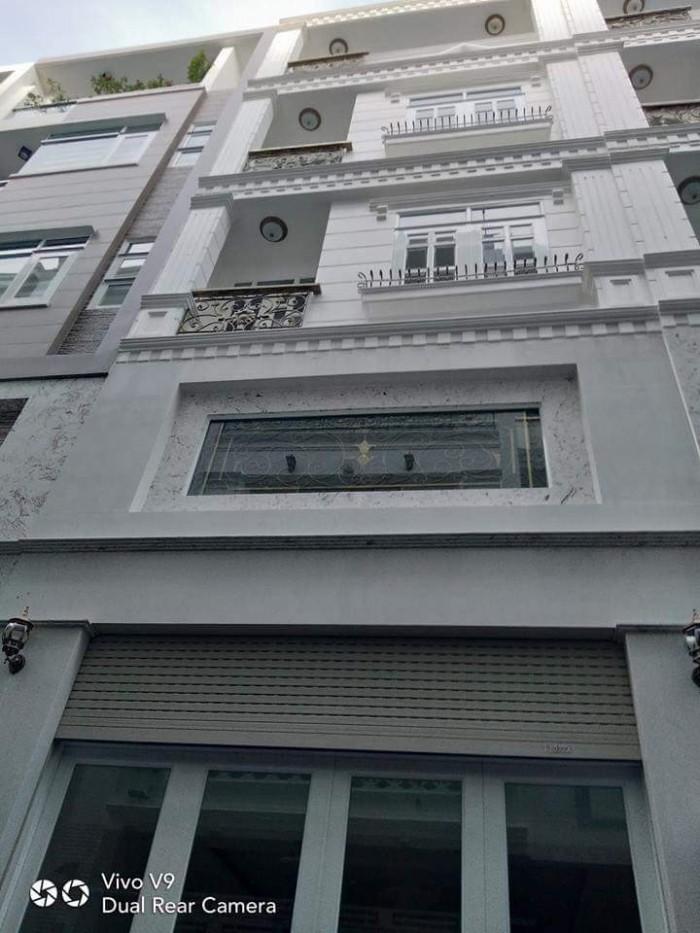 Chủ nhà cần bán gấp nhà siêu đẹp Đường Cách Sư Vạn Hạnh 30m, P12, Q10 ,