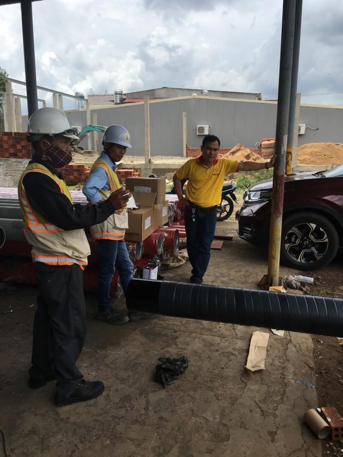 Băng quấn Premcote 101 quy cách 1mm x 100mm x 15m cho ống PCCC chôn ngầm1