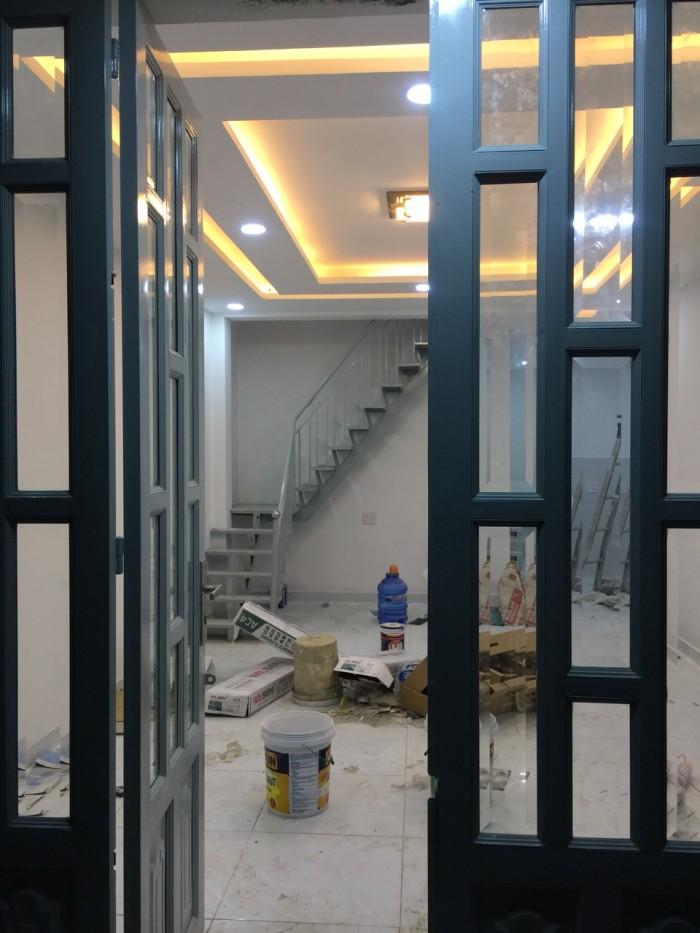 Nhà lầu mới như hình 1tỷ83 sàn 120m2, đ.Nguyễn Duy Trinh, Q2