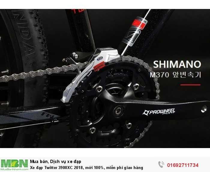 Chuyển tốc trước: Shimano Altus FD-M370
