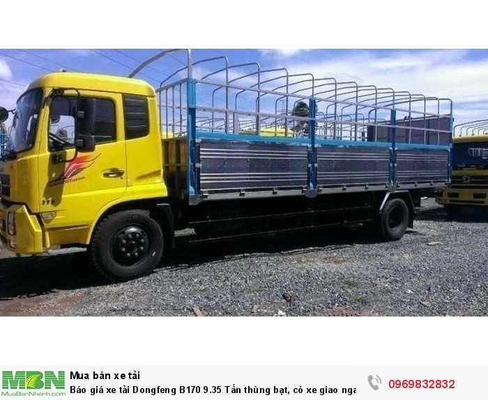 Dongfeng B180 sản xuất năm 2019 Số tay (số sàn) Xe tải động cơ Dầu diesel