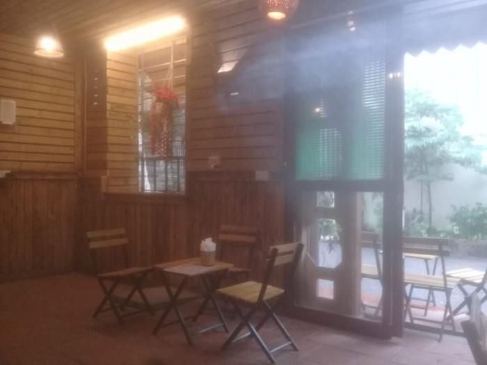 Sang nhượng quán cà phê DT 50 m2 mặt tiền 10 m Q.Hà Đông Hà Nội