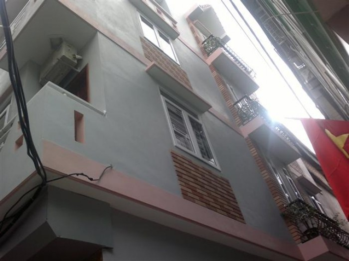 Mình bán nhà phố 4 tầng, phố Phan Đình Giót, phường La Khê, Hà Đông