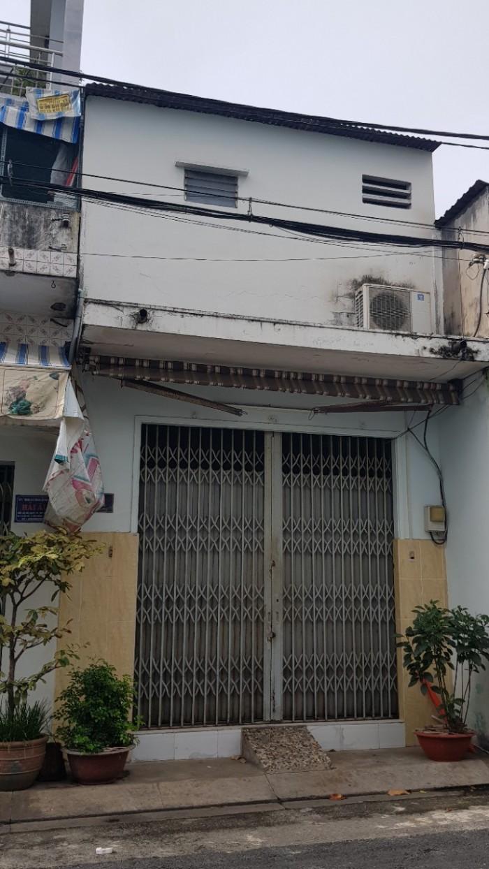 Bán nhà MTNB số 2 Dân chủ, Nhà 1 trệt đúc lửng Dt 4mx 19.7m giá 7tỷ TL, Phường Tân Thành, Q.Tân Phú.