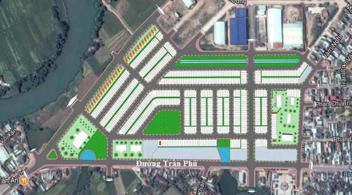 Bán đất nền trung tâm thị xã An Nhơn giá từ 600 triệu
