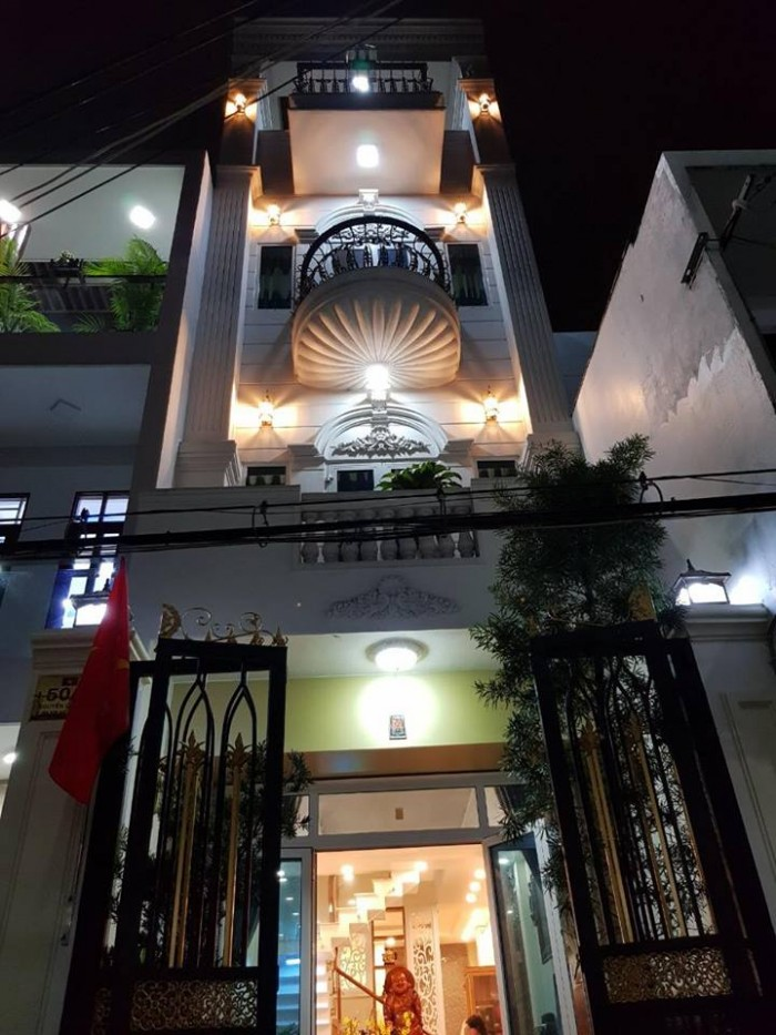 Bán Căn Nhà Siêu Đẹp Đường Nguyễn Quý Anh.TP.dt 4x16m 3 tấm giá 8,6 tỷ