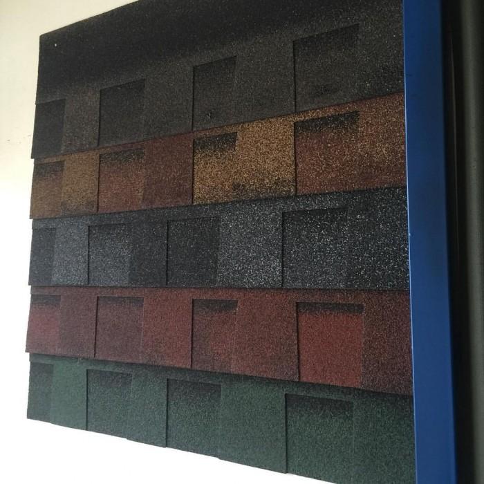 Ngói phủ đá của tập đoàn BTM nhiều kiểu dáng đa dạng2