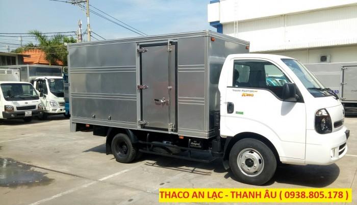 Giá xe K200, giá xe K200 thùng mui bạt, thùng kín, hỗ trợ trả góp trên 70% giá trị xe. 4