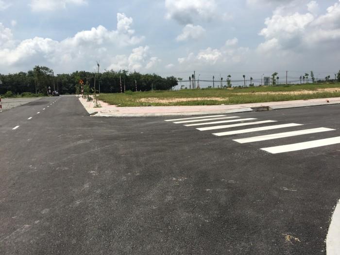 Dự án chính quy đẹp nhất thị trấn Long Thành,đường nhựa 12-44M,HT vay 50%
