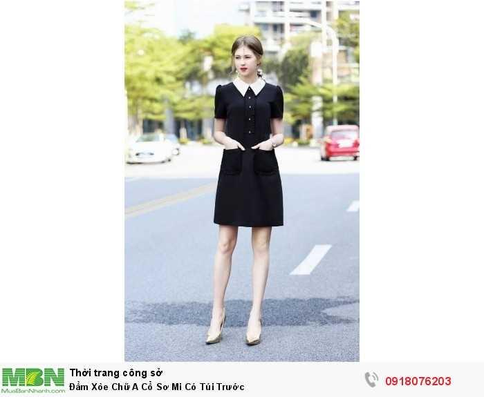 + Màu sắc: Đen + Chất liệu: Tuyết mưa + Size M: Dài 88cm, Ngực: 84-90cm, eo: 62-70cm, mông: 86-92cm, thích hợp cho bạn nữ từ 48kg - 54kg tùy chiều cao. + Size L: Dài 90cm, Ngực: 90-94cm, eo: 72-76cm, mông: 92-96cm, thích hợp cho bạn nữ từ 55kg - 58kg tùy chiều cao. + Size XL: Dài 92cm, Ngực: 96-98cm, eo: 76-80cm, mông: 94-98cm, thích hợp cho bạn nữ từ 60kg- 68kg tùy chiều cao.1