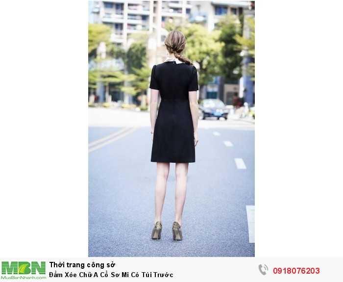 + Màu sắc: Đen + Chất liệu: Tuyết mưa + Size M: Dài 88cm, Ngực: 84-90cm, eo: 62-70cm, mông: 86-92cm, thích hợp cho bạn nữ từ 48kg - 54kg tùy chiều cao. + Size L: Dài 90cm, Ngực: 90-94cm, eo: 72-76cm, mông: 92-96cm, thích hợp cho bạn nữ từ 55kg - 58kg tùy chiều cao. + Size XL: Dài 92cm, Ngực: 96-98cm, eo: 76-80cm, mông: 94-98cm, thích hợp cho bạn nữ từ 60kg- 68kg tùy chiều cao.3