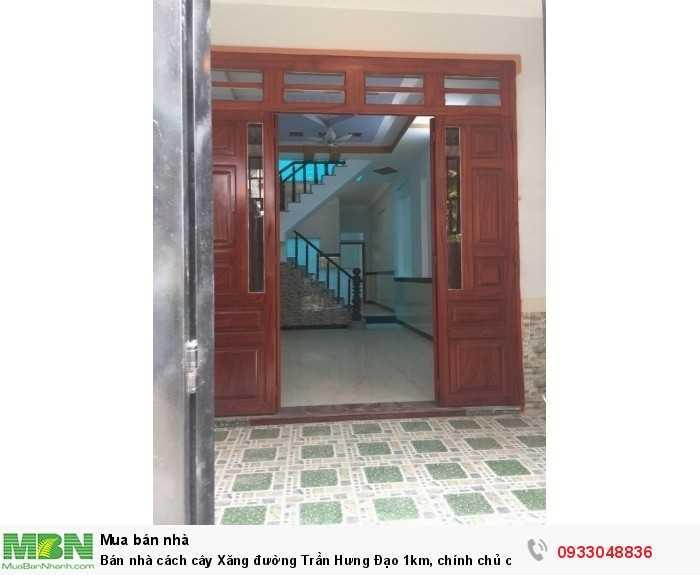 Bán nhà cách cây Xăng đường Trần Hưng Đạo 1km, chính chủ cần tiền gấp nên bán ra giá ưu đãi