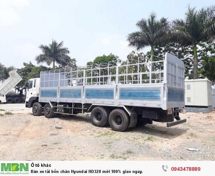 Bán xe tải bốn chân Hyundai HD320 mới 100% giao ngay. 2