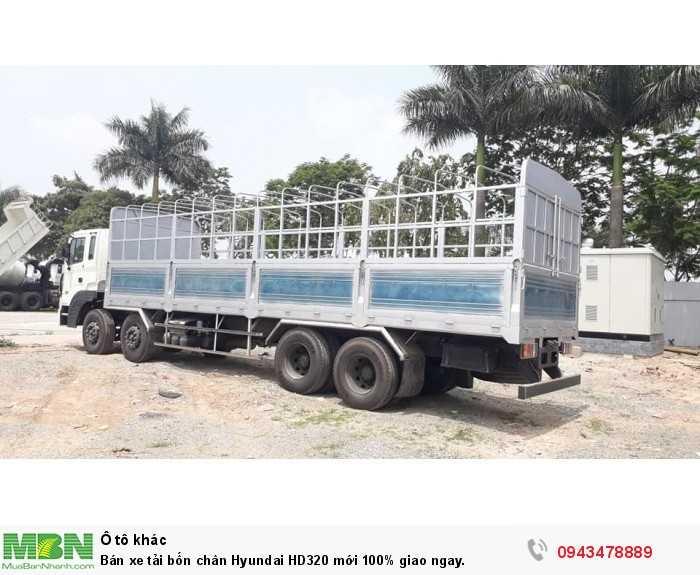 Bán xe tải bốn chân Hyundai HD320 mới 100% giao ngay. 6