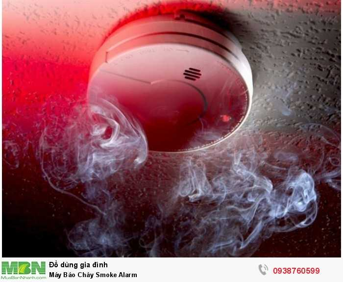 Máy Báo Cháy Smoke Alarm