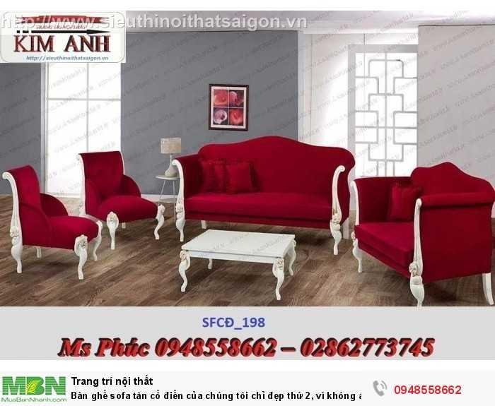 sofa tân cổ điển giá rẻ Lâm Đồng2