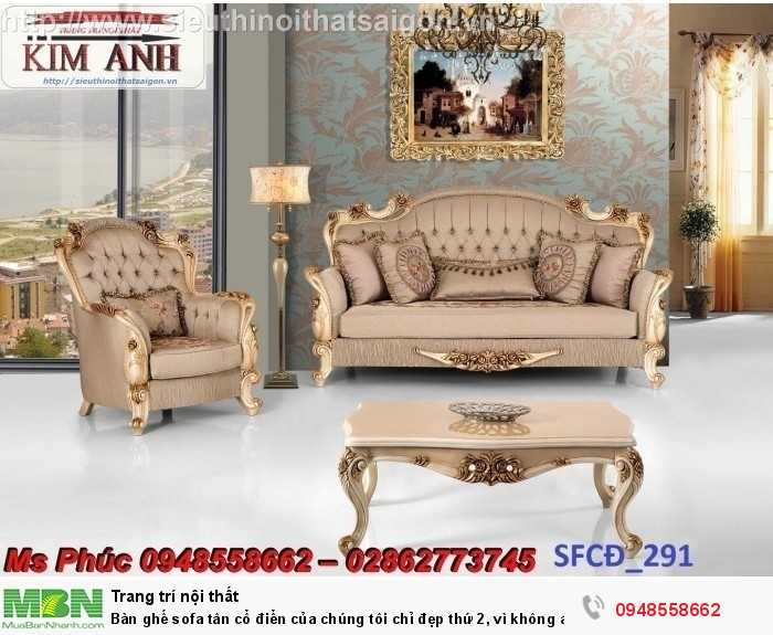 bộ bàn ghế gỗ tân cổ điển16