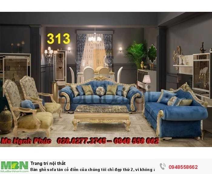 sofa tân cổ điển tại Bạc liêu21