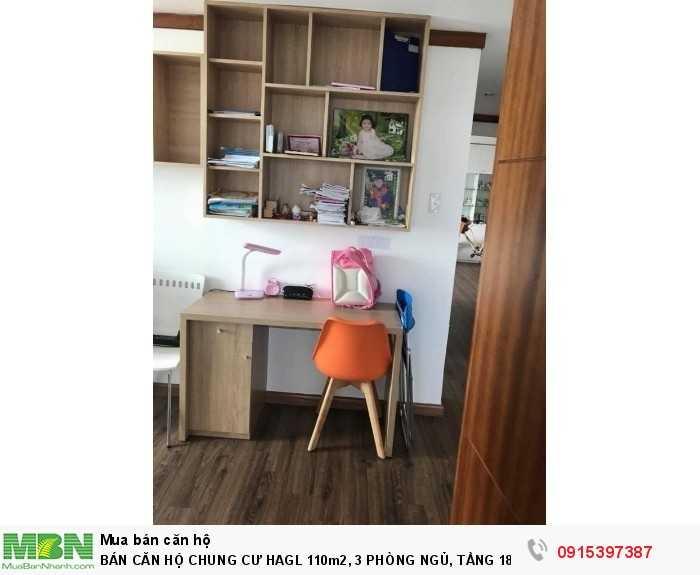 Bán Căn Hộ Chung Cư Hagl 110M2, 3 Phòng Ngủ, Tầng trên cao