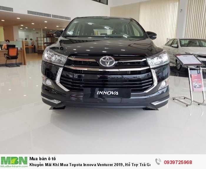 Toyota Innova Venturer 2019,