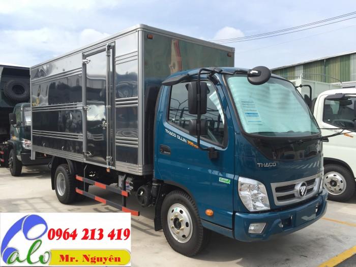 Bán xe Thaco Ollin 2018 - 2.5 tấn - Khuyến Mãi 100% phí trước bạ
