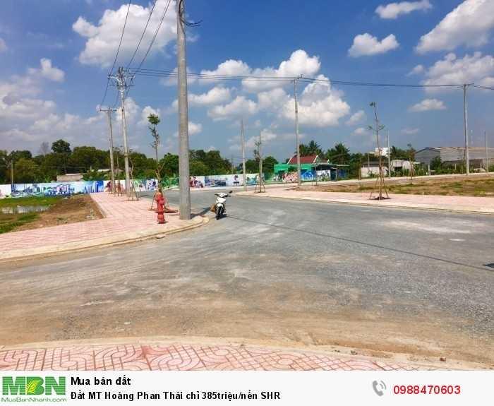 Đất MT Hoàng Phan Thái SHR