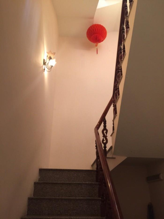 Nhà 2 lầu 1 trệt,sàn 240m2, hẻm rộng ô tô,ngay trường TH Hoa Lư, Q9