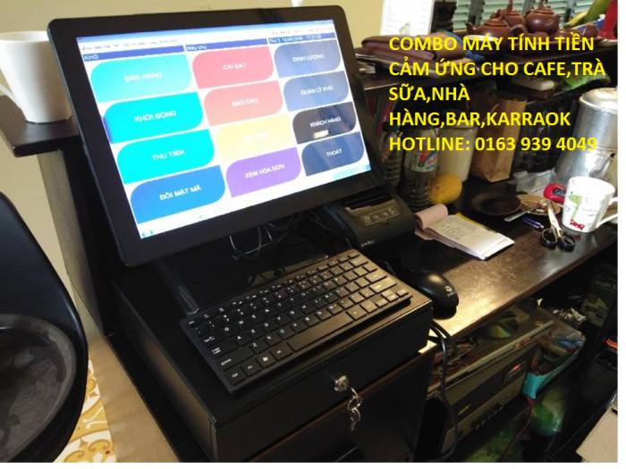 Bán máy tính tiền cảm ứng pos cho nhà hàng1