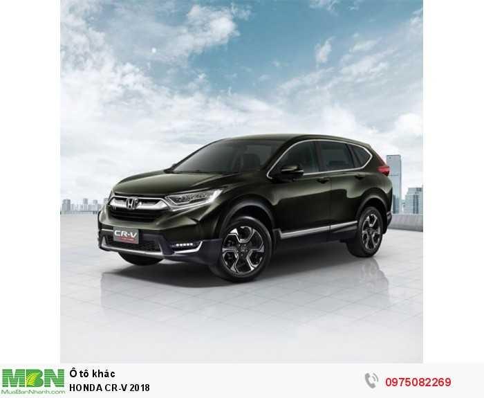 Honda CR-V sản xuất năm 2018 Số tự động Động cơ Xăng