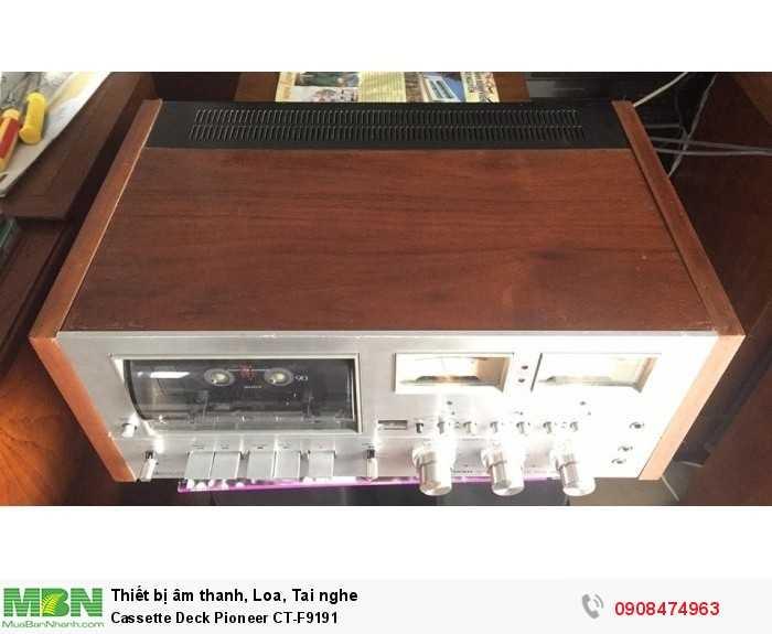 Cassette Deck Pioneer CT-F91913