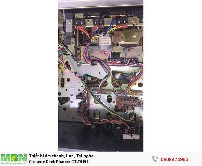Cassette Deck Pioneer CT-F91918