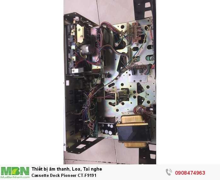 Cassette Deck Pioneer CT-F91917
