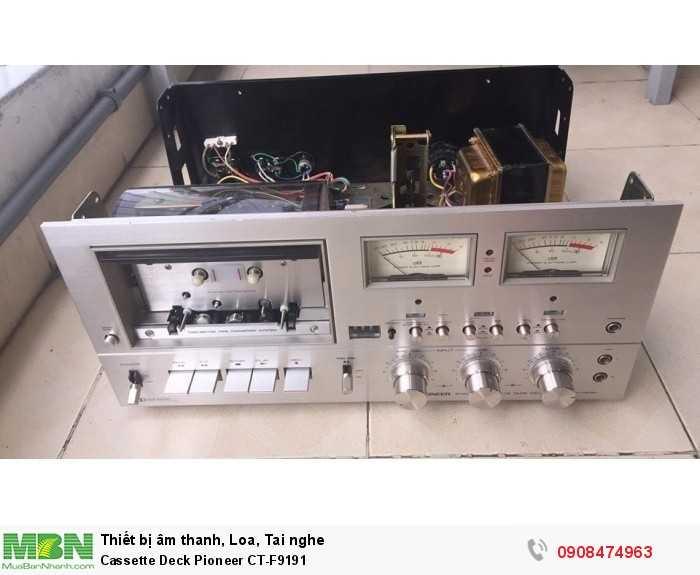 Cassette Deck Pioneer CT-F91919