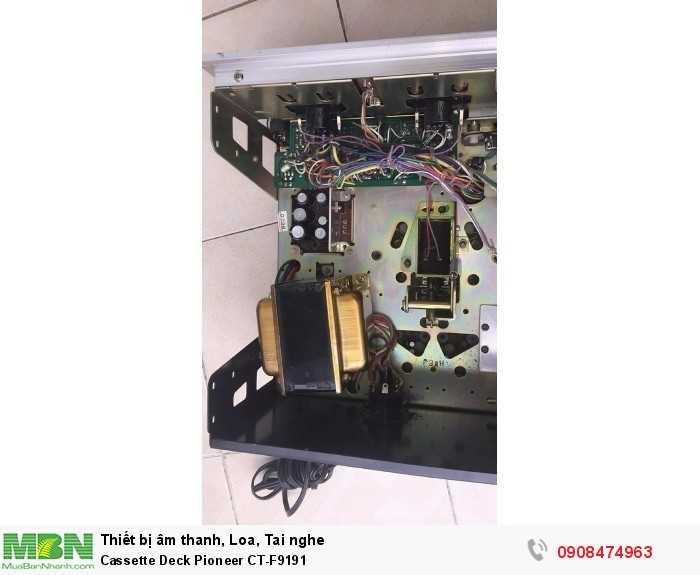 Cassette Deck Pioneer CT-F919111