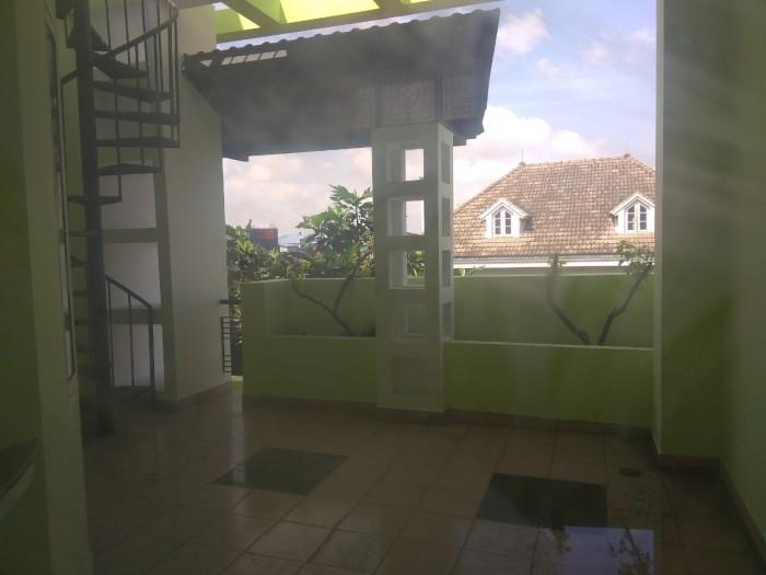 Nhà 1 trệt/2 lầu, đất 100 m2 trong KDC Him Lam, Trường Thọ, Thủ Đức